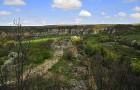 Скалните манастири край Русенски Лом