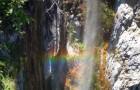 Спускане по водопада Скакля, 100 м